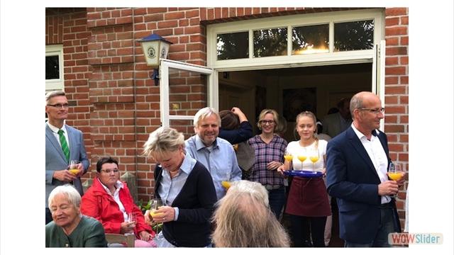 Stiftung Oldenburger Wall E V Hielt Jahreshauptversammlung Mit Vortrag Ab Oldenburg Der Reporter